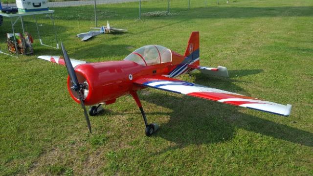 "Yak 54 extreme flight 91""mcm franiere"