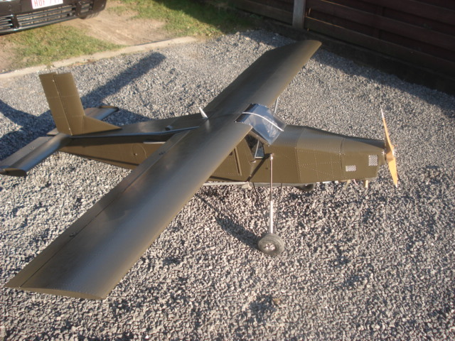 Pilatus Turbo Porter (2.7m)