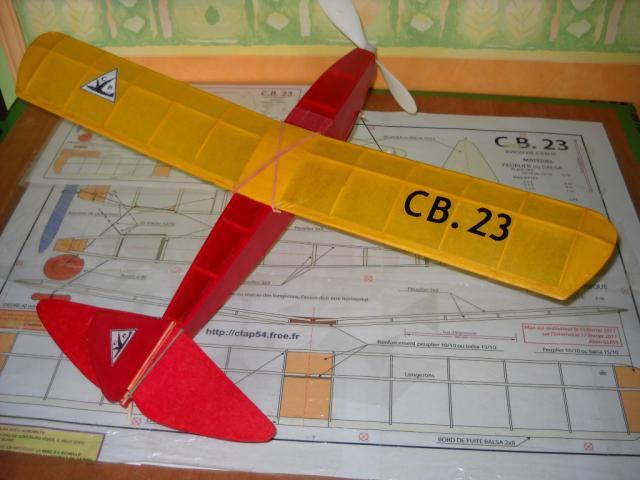 C.B -23