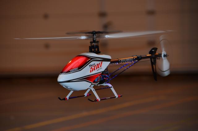 Funcopter modifié