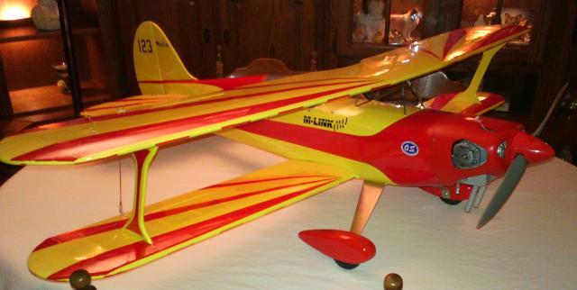 Super Skybolt de Great Planes